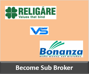 Religare Securities Franchise vs Bonanza Portfolio Franchise - Comparison-min