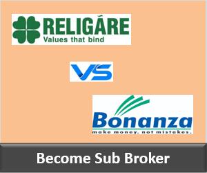 Religare Securities Franchise vs Bonanza Portfolio Franchise - Comparison-min