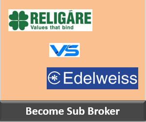Religare Securities Franchise vs Edelweiss Franchise - Comparison-min