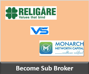 Religare Securities Franchise vs Monarch Networth Franchise - Comparison-min