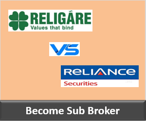 Religare Securities Franchise vs Reliance Securities Franchise - Comparison-min