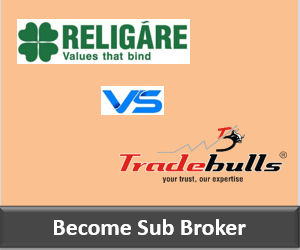 Religare Securities Franchise vs Tradebulls Securities Franchise - Comparison-min