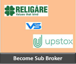 Religare Securities Franchise vs Upstox Franchise - Comparison-min