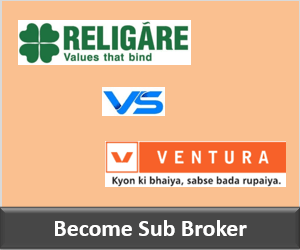 Religare Securities Franchise vs Ventura Securities Franchise - Comparison-min
