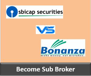 SBICap Securities Franchise vs Bonanza Portfolio Franchise - Comparison-min