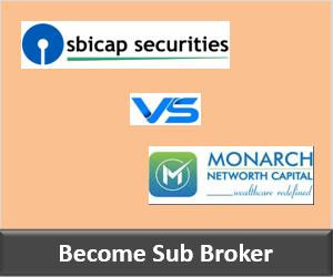 SBICap Securities Franchise vs Monarch Networth Franchise - Comparison-min