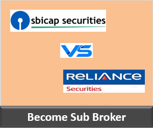 SBICap Securities Franchise vs Reliance Securities Franchise - Comparison-min