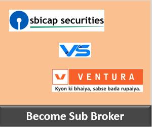 SBICap Securities Franchise vs Ventura Securities Franchise - Comparison-min