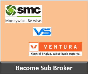 SMC Global Franchise vs Ventura Securities Franchise - Comparison-min