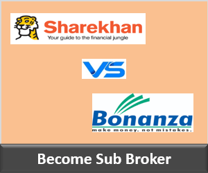 Sharekhan Franchise vs Bonanza Portfolio Franchise - Comparison-min