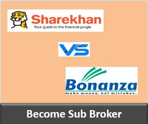 Sharekhan Franchise vs Bonanza Portfolio Franchise - Comparison-min