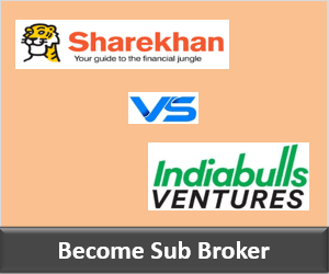 Sharekhan Franchise vs Indiabulls Ventures Franchise - Comparison-min