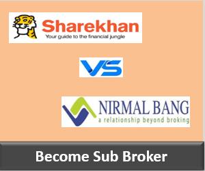 Sharekhan Franchise vs Nirmal Bang Franchise - Comparison-min