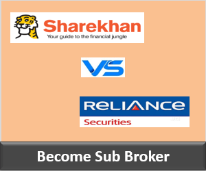 Sharekhan Franchise vs Reliance Securities Franchise - Comparison-min