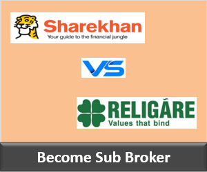 Sharekhan Franchise vs Religare Securities Franchise - Comparison-min