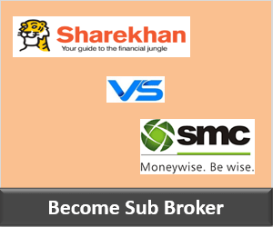 Sharekhan Franchise vs SMC Global Franchise - Comparison-min