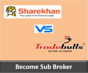 Sharekhan Franchise vs Tradebulls Securities Franchise - Comparison-min