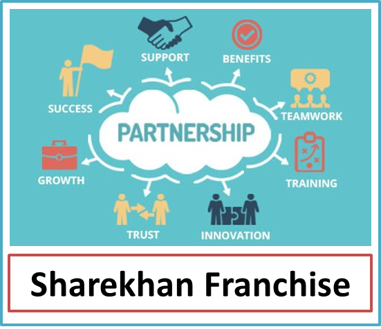 Sign Up with Sharekhan Franchise!