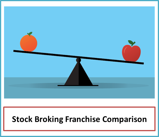 Compare Broking Franchise and Select the Best