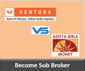 Ventura Securities Franchise vs Aditya Birla Money Franchise - Comparison-min