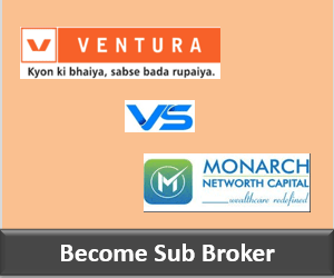 Ventura Securities Franchise vs Monarch Networth Franchise - Comparison-min