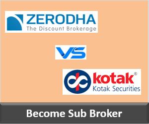 Zerodha Franchise vs Kotak Securities Franchise - Comparison-min