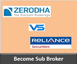 Zerodha Franchise vs Reliance Securities Franchise - Comparison-min