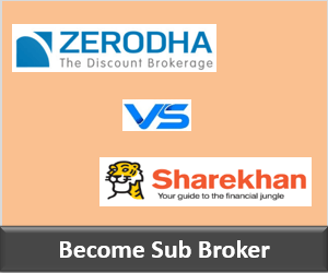 Zerodha Franchise vs Sharekhan Franchise - Comparison-min