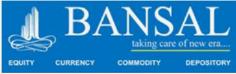 Bansal Finstock Sub Broker
