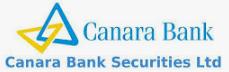 Canara Bank Securities Sub Broker