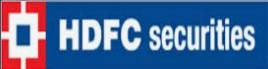 HDFC Securities Sub broker
