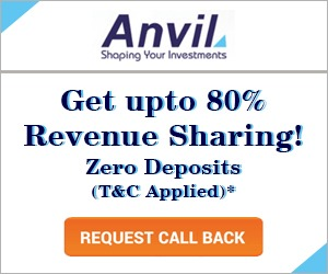 Anvil Share & Stock Broking offers