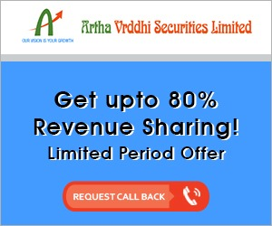 Artha Vrddhi Securities offers