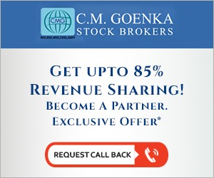 C M Goenka Stock Brokers offers