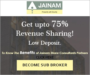 Jainam Share Consultants Franchise Offers