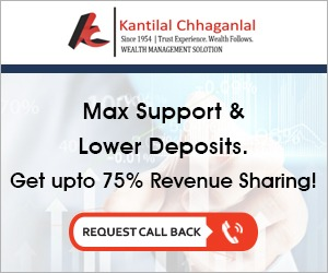 Kantilal Chhaganlal Securities offers