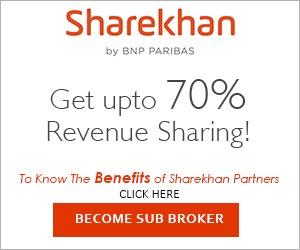 Sharekhan Franchise Offers